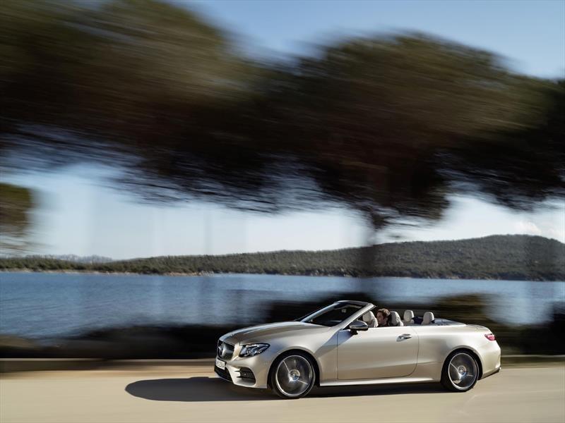 Mercedes Clase E Cabriolet 2018