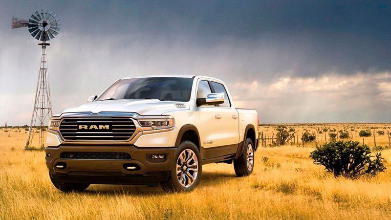 RAM 1500 Longhorn Bitono 2020