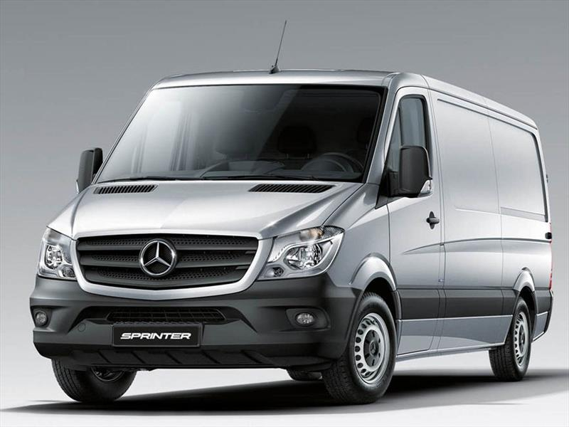 Mercedes-Benz Sprinter restyling