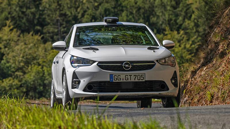 Opel Corsa Rally 4 2021