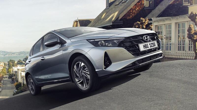 Hyundai i20 2021 - Lanzamiento en Chile