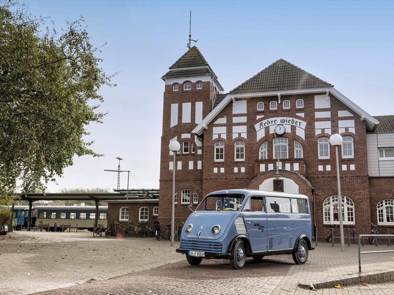 DKW Schnellaster Kastenwagen 1956