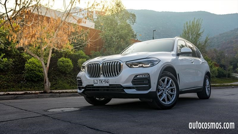 Test Drive BMW X5 2020