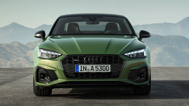 Audi A5 y A5 Sportback 2021