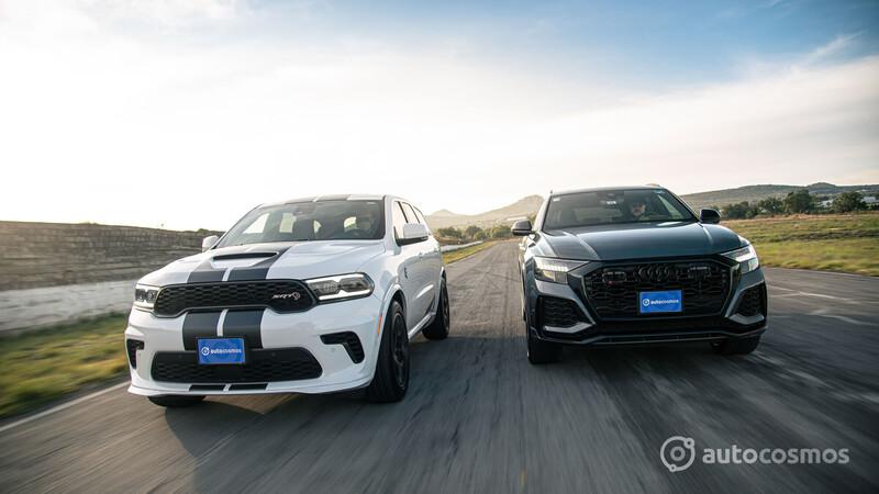 Dodge Durango SRT Hellcat vs Audi RS Q8