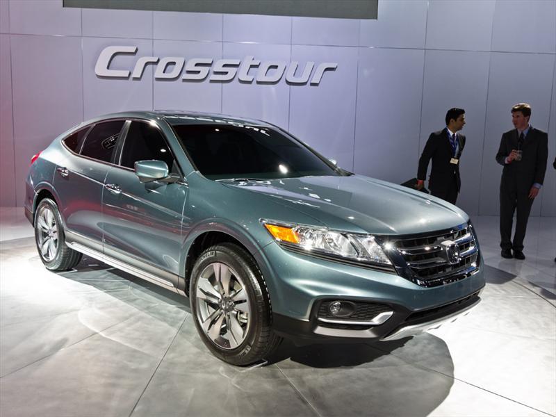 Honda Crosstour Concept 2013 en Nueva York