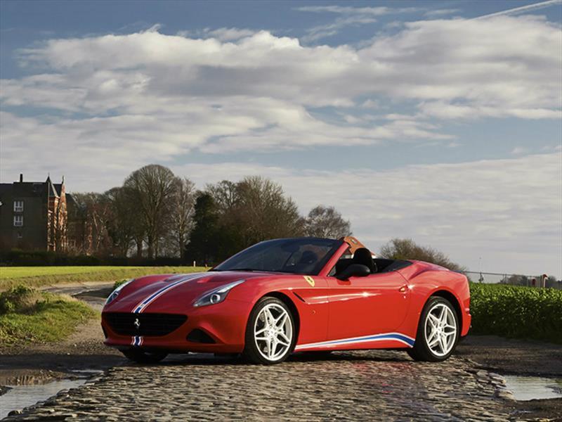 Ferrari California T por Tailor Made