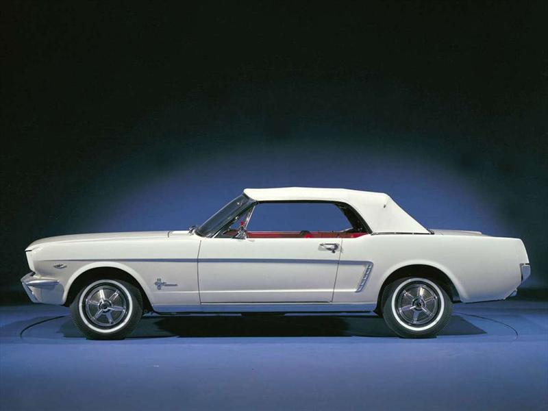 Top 10: Ford Mustang