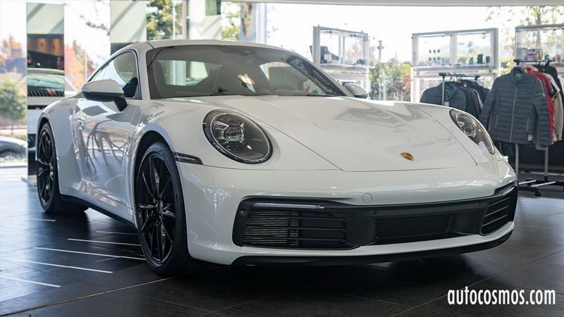Porsche 911 992 - Lanzamiento en Chile