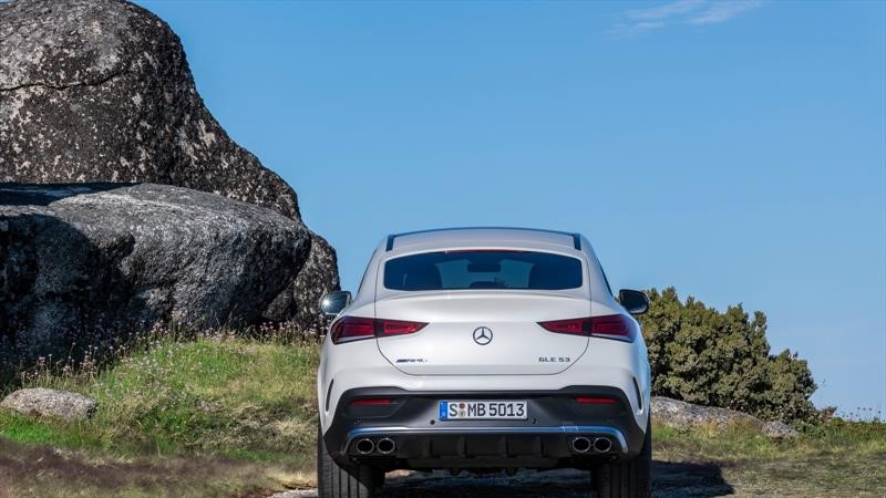 Mercedes-AMG GLE 53 Coupe 2021