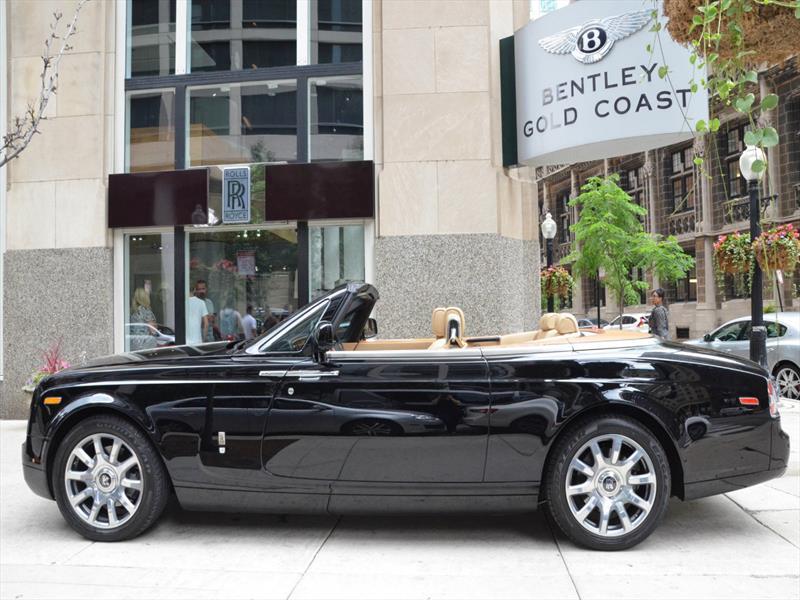 Top 10: Rolls Royce Drophead Coupé