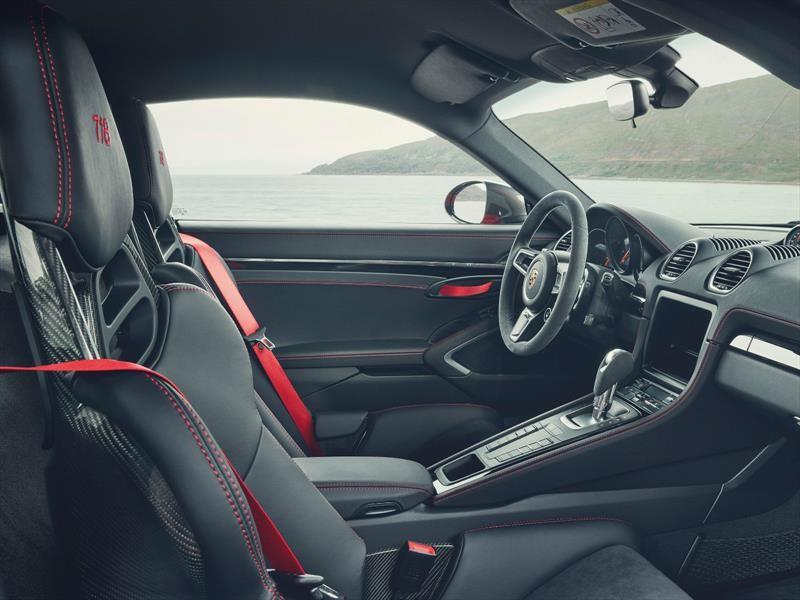 Porsche Boxster y Cayman 718 T