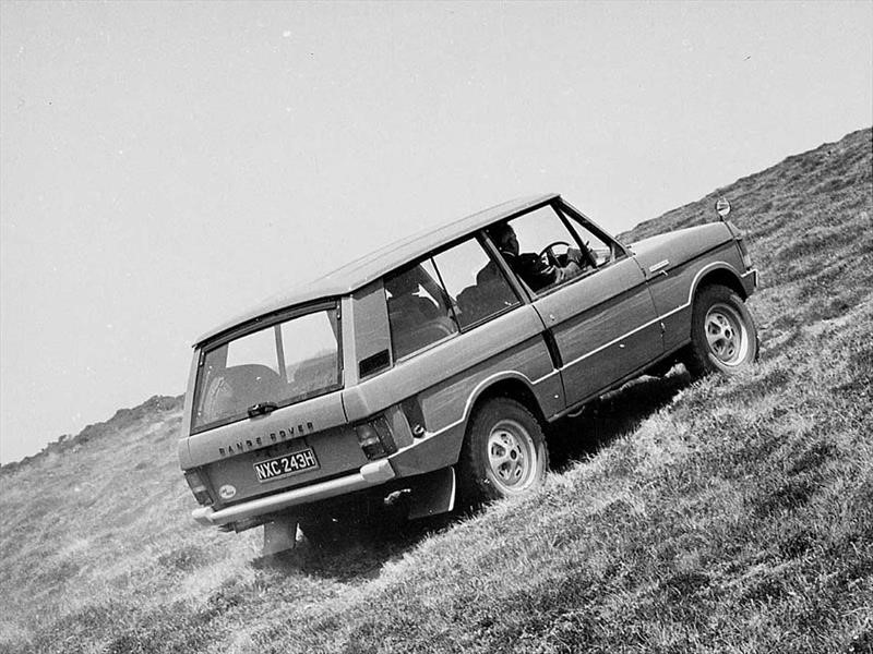 Range Rover - 1970