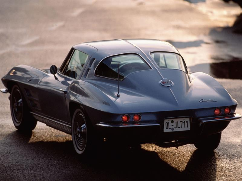 Chevrolet Corvette C2 Stingray SplitWindow 1963