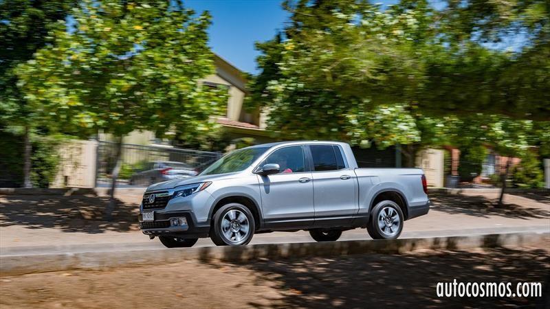 Test Drive Honda Ridgeline 2019