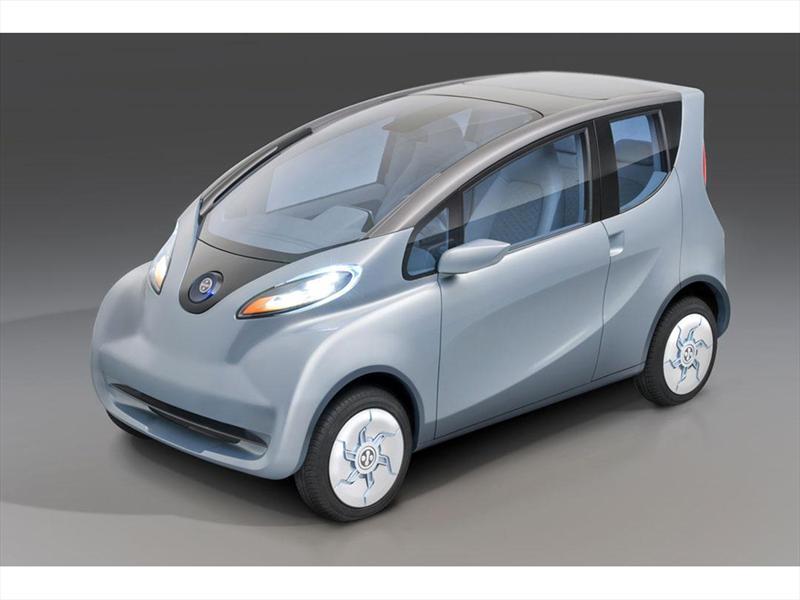 Tata eMO EV Concept
