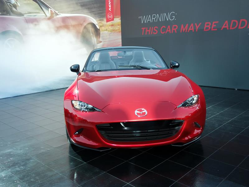Nuevo Mazda MX-5