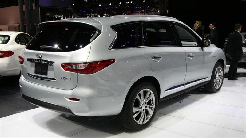 Infiniti QX60 Hybrid 2014