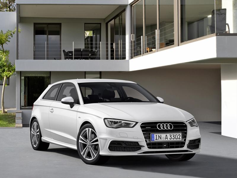 Nuevo Audi A3 2013