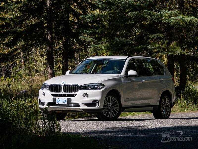 Manejamos el nuevo BMW X5