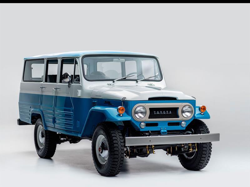 Toyota Land Cruiser 1967