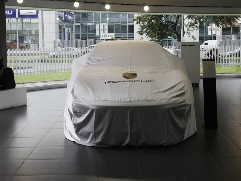 Porsche Panamera en Colombia