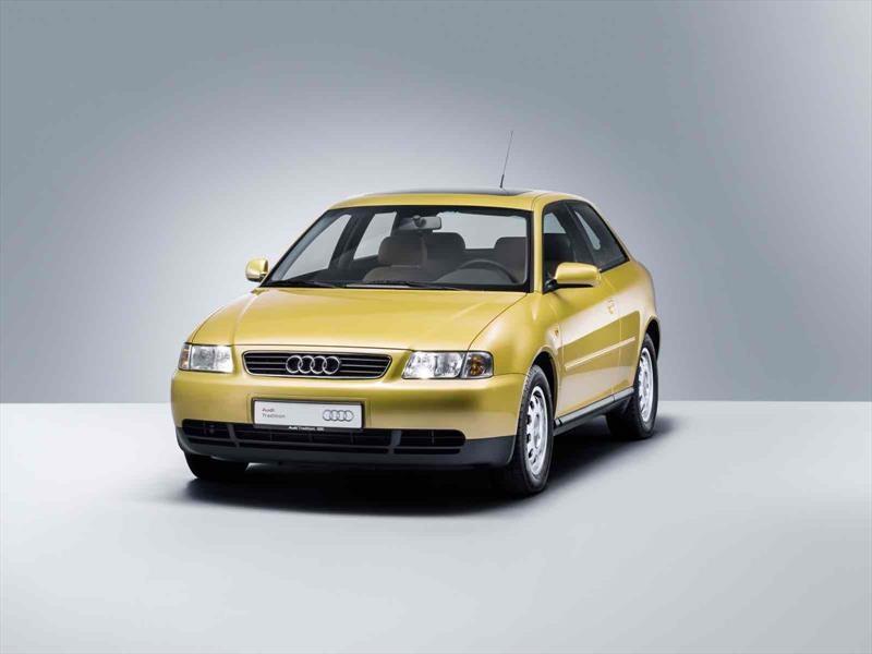 Audi A3 - 1ª Generación (1996-2003)