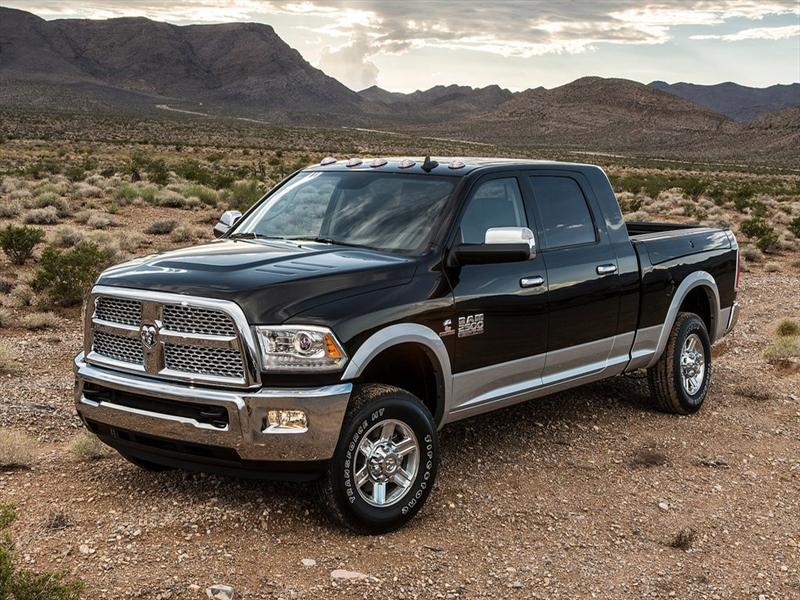 Top 10: Dodge Ram 2500