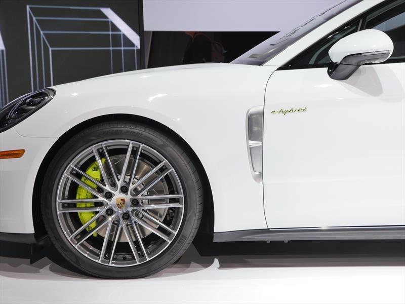 Porsche Panamera V6 y Executive 2018