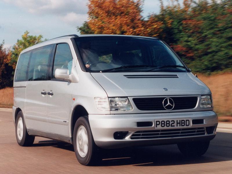 Los 10 menos confiables: Mercedes-Benz Clase V