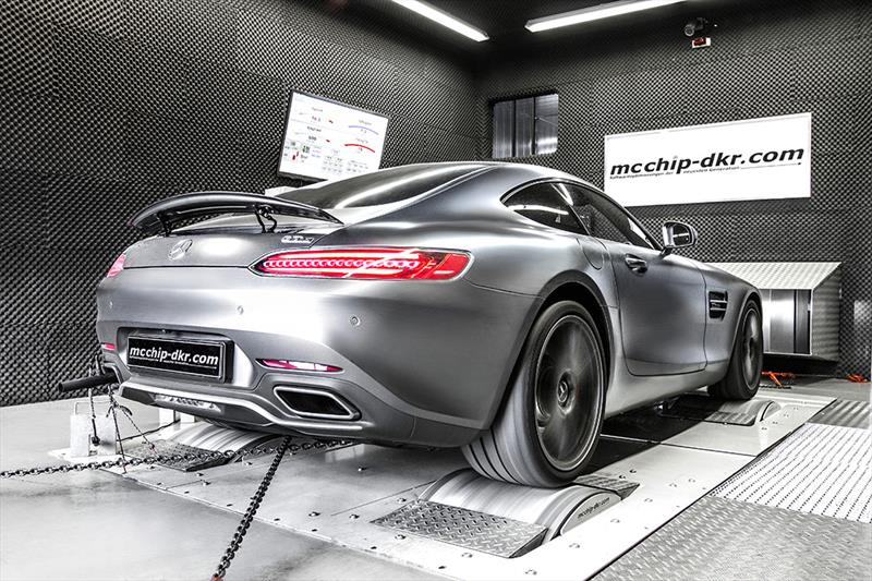 Mercedes-AMG GT por McChip-DKR