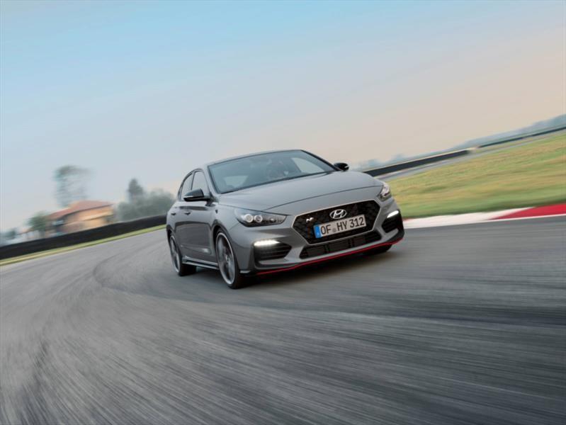 Hyundai i30 Fastback N 2019