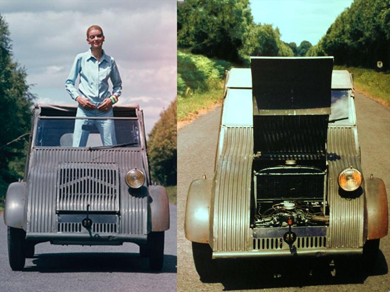 Retro Concepts: Citroën TCV