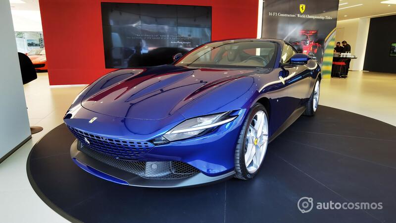 Ferrari México inaugura agencia en CDMX