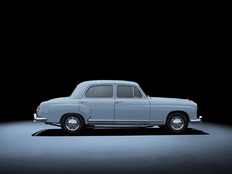 Mercedes-Benz W180 (1954)