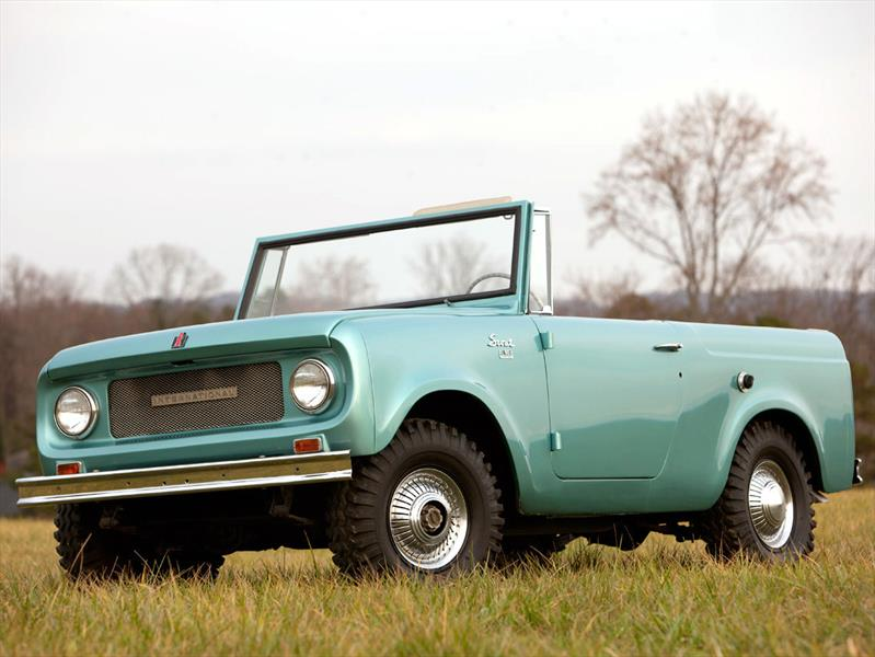 International Scout 1966