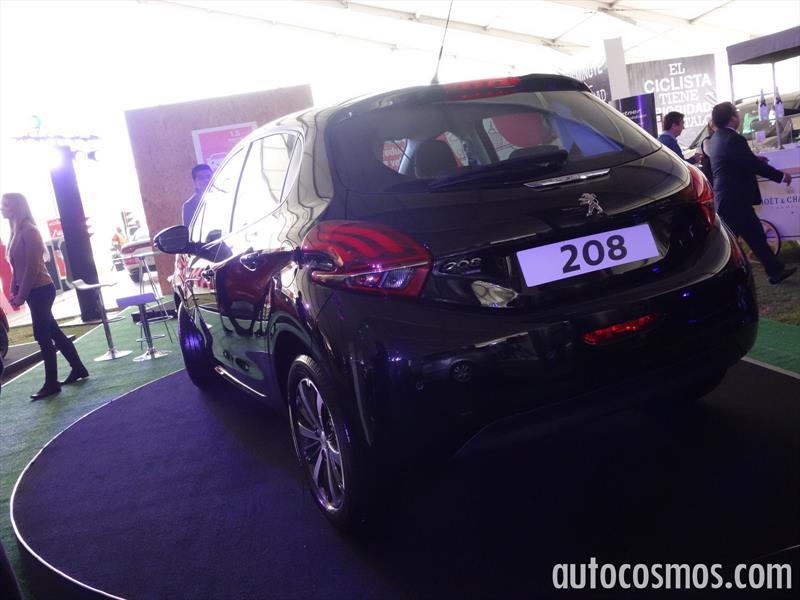 Peugeot 208 by Swarovski 2016