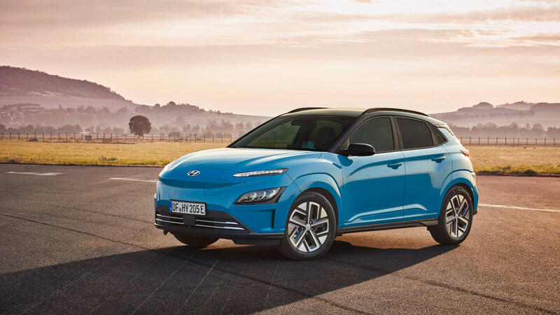 Hyundao KONA Electric 2021