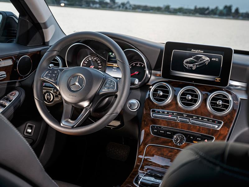 Mercedes-Benz C350 Plug-In Hybrid 2016