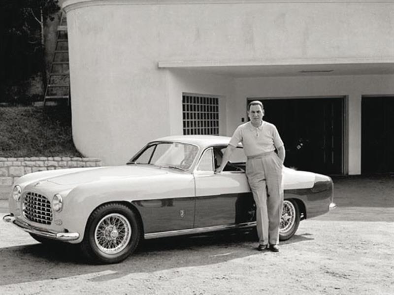 Ferrari 212 Inter Coupe 1952 de Perón