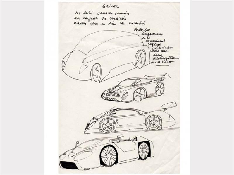 Diseños del Flaco Spinetta