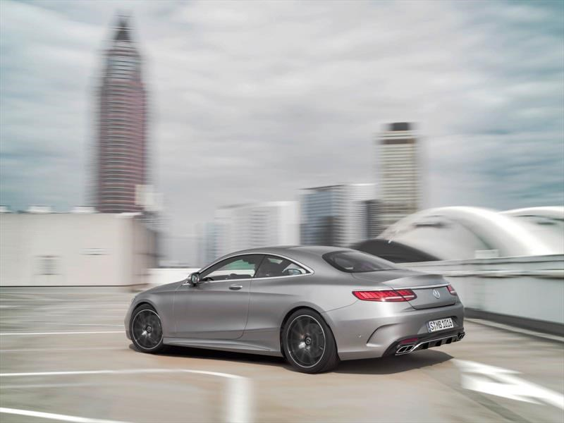 Mercedes-Benz Clase S Coupé 2018