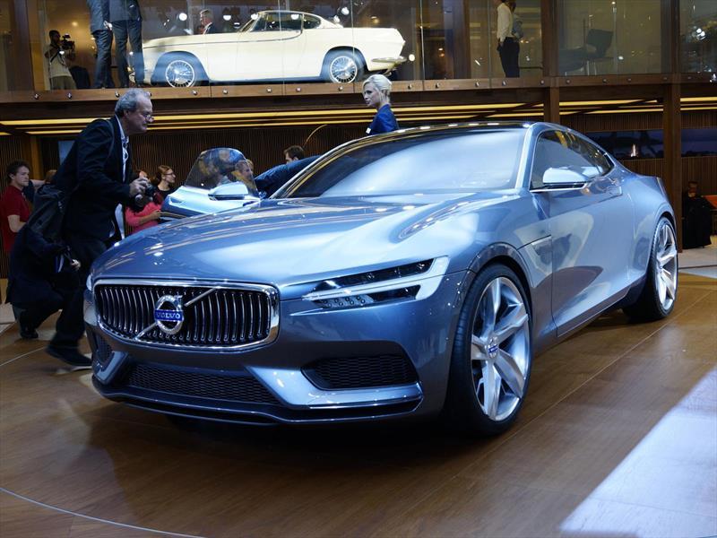 Volvo Concept Coupé en Frankfurt