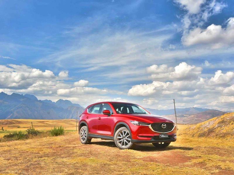 Mazda CX-5 2018 - Test drive