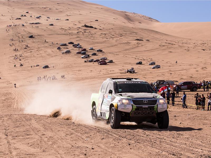 Dakar 2015: Día 4