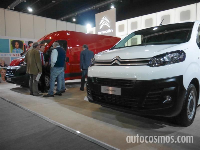 Citroën Jumpy y Jumper en Argentina Franquicia