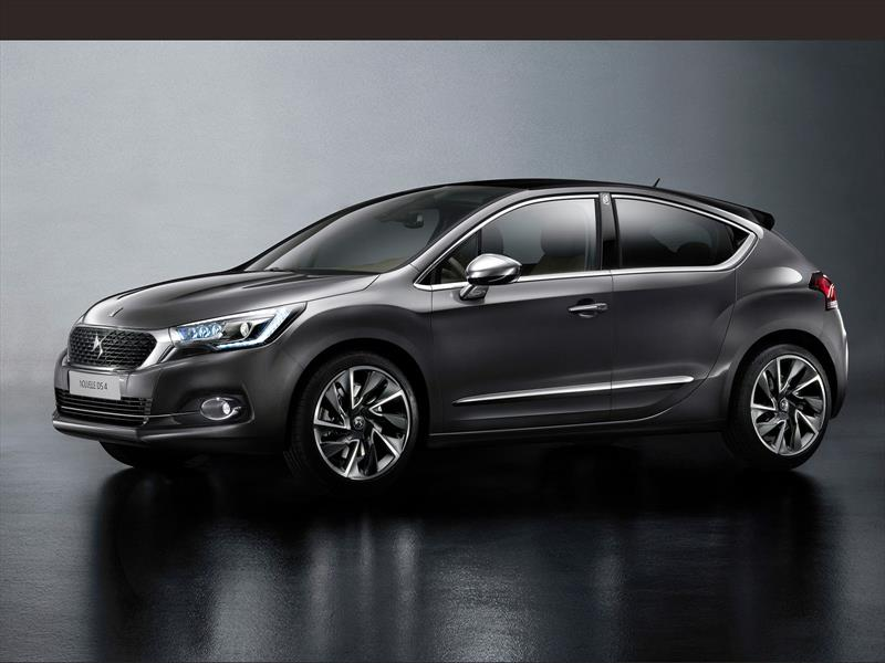DS 4 y DS 4 Crossback