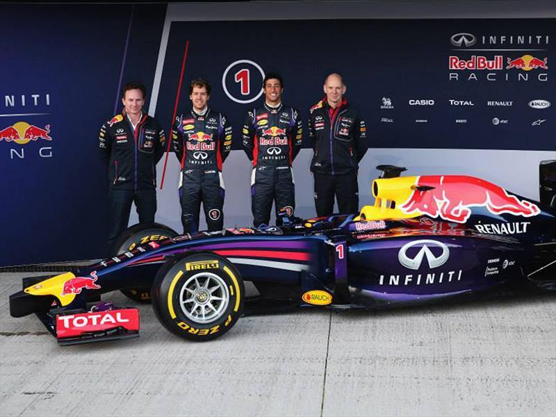 F1: Red Bull RB10