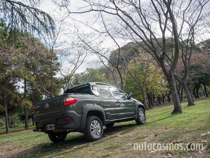 FIAT Strada Adventure 3 puertas a prueba