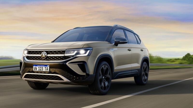 VW Taos 2021 hecho en Argentina